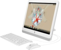 HP Slate 21-K100 All-in-One (NVIDIA Tegra Quad Core/ 1GB/ Android 4.2/ Touch)(353.8 mm x 530.9 mm x 67 mm, 4.85 kg, 54.61 Inch Screen)