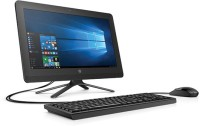 HP - (Core i3/4 GB DDR4/1 TB/Windows 10 Home/512 MB)(Black, 19.5 Inch Screen)