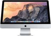 View Apple - (Core i5 (6th Gen)/8 GB DDR3/2 TB/Mac OS X Lion)(Silver, 27 Inch Screen) Desktop Computer Price Online(Apple)