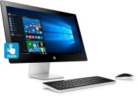 HP - (Core i7 (4th Gen)/8 GB DDR3/2 TB/Windows 10 Home/2 GB)(Black, White, 23 Inch Screen)