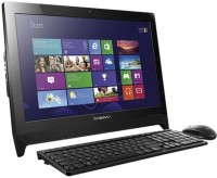 Lenovo - (Celeron Dual Core/2 GB DDR3/500 GB/Windows 10 Home/512 MB)(Black, 34.2 cm x 48.6 cm x 4.8 cm, 3.5 kg, 19.5 Inch Screen)