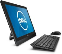 Dell - (Pentium Quad Core/2 GB DDR3/500 GB/Windows 8.1)(Black, 48.95 cm x 31.26 cm x 2.58 cm, 3.1 kg, 19.5 Inch Screen)