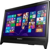 Lenovo C260 All-in-One (CDC/ 2GB/ 500GB/ Free DOS)(Black, 342 mm x 486 mm x 48 mm, 3.5 kg, 49.53 Inch Screen)