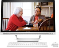 HP - (Core i7 (4th Gen)/16 GB DDR4/2 TB/Windows 10 Home/4 GB)(White, 23.8 Inch Screen)