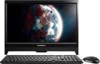 Lenovo C260 (CDC/ 2GB/ 500GB/ Win8.1)(Black, 342 mm x 486 mm x 48 mm, 3.5 kg, 49.53 Inch Screen)