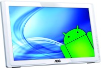AOC a2258pwh All-in-One (Cortex A9 Dual Core/ 1GB/ Android v4.0.4 (ICS) OS / 21.5 inch Size/ 4GB Flash/ Wall Mount)(White, 54.61 Inch Screen)