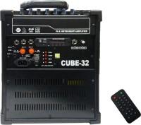 Techwich Techwich-Cube 32 100 W AV Power Amplifier(Black)
