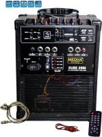 Medha CUBE-28 25 W AV Power Amplifier(Black)