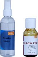 Rejsol Yellow Peel 50 ml with Neutralizer(50 ml)