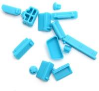 View Futaba USB Blue Anti-dust Plug(Laptop Pack of 13) Laptop Accessories Price Online(Futaba)