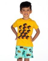 Ventra Boys Casual Pyjama(Multicolor)