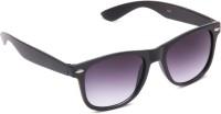 Random WF-BLK-BLK Wayfarer Sunglasses(For Boys)