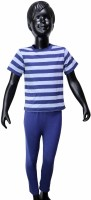 Starsy Boys Casual T-shirt Pant(Blue)