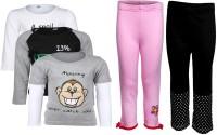 Gkidz Girls Casual T-shirt