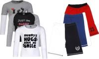 Gkidz Boys Casual T-shirt