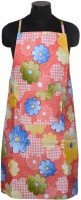JT International Cotton Home Use Apron - Large(Multicolor, Single Piece)