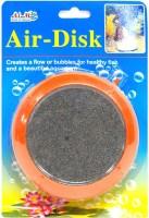 Aim Air-Disk Item No-14044 | Creates a flow or bubbles for healthy fish and a beautiful Aquarium Air Stone(1 Stones)