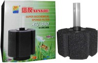 XinYou XY-380 Bio-Chemical Sponge Sponge Aquarium Filter(Mechanical Filtration for Salt Water and Fresh Water)