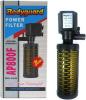 Body Guard Aquarium Power Internal Filter AP800F | With Strong Filtering Ability | Yet More Power Aquarium Filter(Mechanical Filtration for Salt Water and Fresh Water)