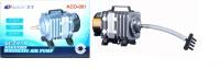 Resun ACO-001 Air Pump Electromagnetic Air Aquarium Pump(136 cm)