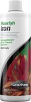 Seachem Flourish Iron 500ml | IRON Supplement For The Planted Aquarium Aquatic Plant Fertilizer(500 ml)