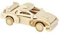 Jern 3d DIY F20-G-P065A Jigsaw Wood Winnower Kit