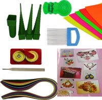 Hrinkar High Quality All In One Quilling Kits - CRFTKT08