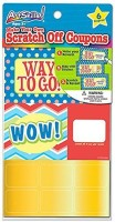 ArtSkills Make Your Own Scratch Off Coupons 6