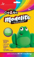 Winning Moves Modelite Green Color 4 oz. - CraZArt