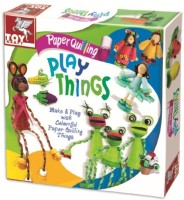 Toy Kraft Paper Quilling-play Things