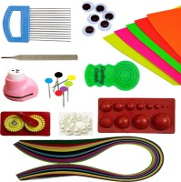 Hrinkar High Quality All In One Quilling Kits - CRFTKT03