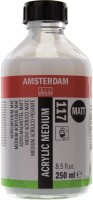 Royal Talens Amsterdam Matt Acrylic Medium(250 ml)
