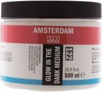 Royal Talens Amsterdam Glow in the Dark Acrylic Medium(500 ml)