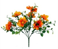 Orchard Multicolor Assorted Artificial Flower(14 inch, Pack of 1)