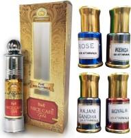 Kr Attarwala 23895 Herbal Attar(Zafari)