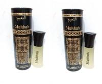 Al Nuaim Makkah (Pack of 2) Herbal Attar(Musk)