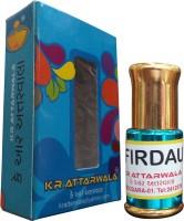 Kr Attarwala 125 Herbal Attar(Jannat ul Firdaus)