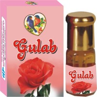 Hyderabad Perfumers 4 Floral Attar(Rose)