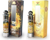 Kr Attarwala 921108 Herbal Attar(Zafari)