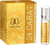 Arochem 24CARATE Herbal Attar(Musk Arabia) - Price 111 77 % Off