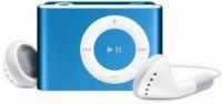 Mitaki Premium HQ Metallic Body MP3 Player(Metallic Blue, 0 Display)