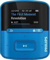 PHILIPS SA4RGAD4BF/97 4 GB MP3 Player(Blue)