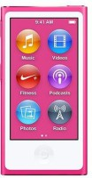 Apple iPod Nano 2015 Edition 16 GB(Pink, 2.5 Display)