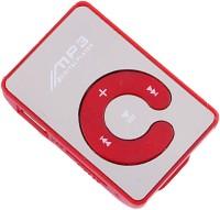 Mitaki Premium HQ Shiny Design MP3 Player(Shiny Red, 0 Display)