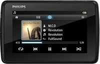 PHILIPS GoGear Tapp 2 GB MP4 Player(Black, 4.3 Display)