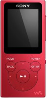 SONY NW-E394 8 GB MP4 Player(Red, 4.5 Display)