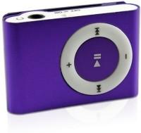 Mezire Hq Metallic Body Shuffle Design(PURPLE) 4 GB MP3 Player(Purple, 0 Display)