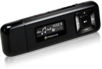 Transcend MP330 8 GB MP3 Player(Black, 1 Display)