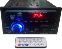 TRP TRADERS AC DC MP3 Player MP3 Player(Black, 1.5 Display)