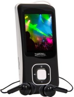 ZEBRONICS MP4 Player Mupic Beat White MP3 Player(White)